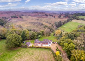 Thumbnail 6 bed detached house for sale in Hightown Hill, Ringwood, Hampshire
