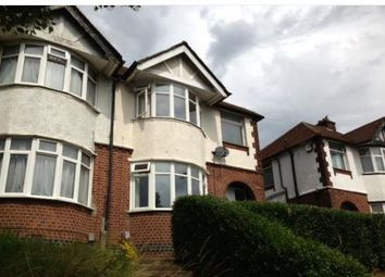 Thumbnail 3 bed semi-detached house to rent in Crawley Green Rd, Luton