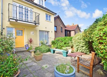 Thumbnail 4 bed terraced house for sale in Hurst Point View, Totland Bay, Isle Of Wight
