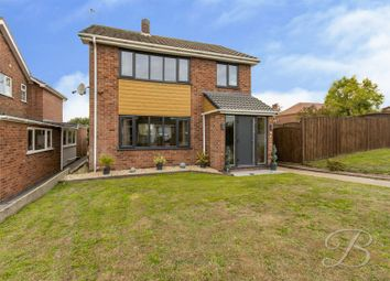 Thumbnail 4 bed detached house for sale in Hawkhill Close, Ollerton, Newark