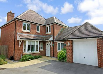 Thumbnail 4 bed detached house for sale in Cecil Gardens, Sarisbury Green, Southampton