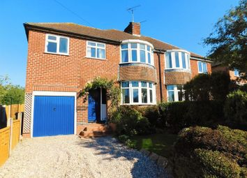Thumbnail 3 bed semi-detached house for sale in Billington Avenue, Little Haywood, Stafford
