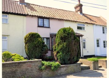 Thumbnail 2 bedroom terraced house for sale in Hulver Street, Beccles