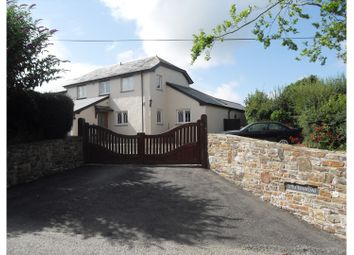 Thumbnail 5 bed detached house for sale in Jacobstow, Bude