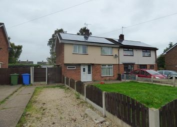 Thumbnail 4 bed semi-detached house for sale in Garibaldi Road, Forest Town, Mansfield, Nottinghamshire