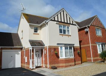 Thumbnail 3 bed detached house for sale in Larks Rise, Cullompton