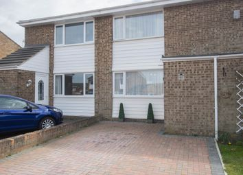 Thumbnail 2 bed terraced house for sale in Cranleigh Drive, Whitfield