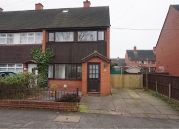 Thumbnail 2 bed town house for sale in Dividy Road, Bucknall, Stoke-On-Trent