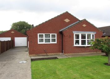 Thumbnail 2 bed bungalow for sale in Kingsdale, Bottesford, Scunthorpe