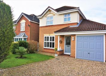 3 bed detached house for sale in Harlyn Gardens, Warrington WA5