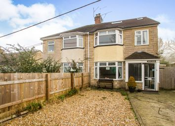 Thumbnail 4 bed semi-detached house for sale in Westwells, Neston, Corsham