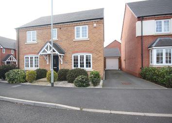Thumbnail 4 bed detached house for sale in Dunnerholme Avenue, Buckshaw Village, Chorley