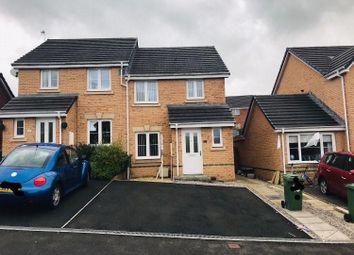 Thumbnail 3 bed property to rent in Ffordd Y Dolau, Llanharan, Pontyclun