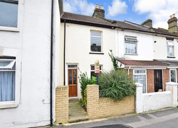 Thumbnail 3 bed terraced house for sale in Weston Road, Strood, Rochester, Kent