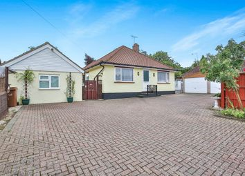 Thumbnail 3 bedroom detached bungalow for sale in Kabin Road, New Costessey, Norwich
