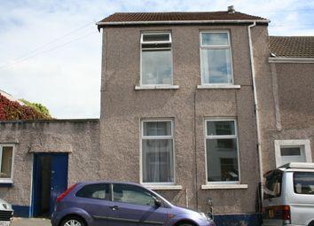 Thumbnail 1 bed flat to rent in Westbury Street, Swansea