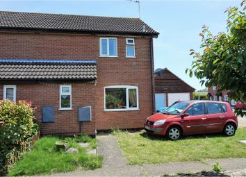 Thumbnail 3 bedroom semi-detached house for sale in Pursehouse Way, Diss