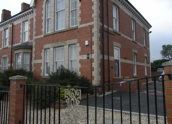 Thumbnail 1 bed flat to rent in Queens Road, Oswestry