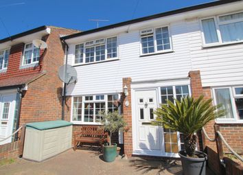 Thumbnail Terraced house for sale in Roseacre Close, Shepperton