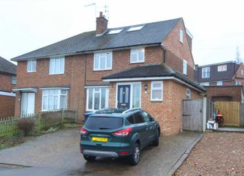 Thumbnail 4 bed semi-detached house for sale in Tresco Road, Berkhamsted