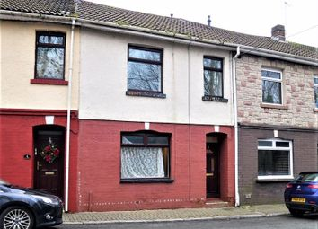 Thumbnail 3 bed terraced house for sale in Elwyn Street, Coedely, Tonyrefail