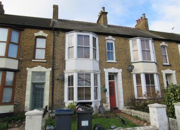 Thumbnail 3 bed terraced house to rent in Station Road, Herne Bay