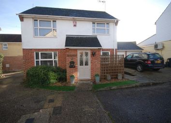 Thumbnail 3 bedroom detached house for sale in Counting House Lane, Dunmow, Essex