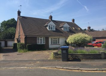 Thumbnail 3 bed bungalow for sale in Heronfield, Potters Bar