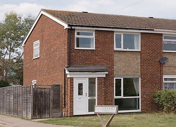 Thumbnail 3 bed property to rent in Shakespeare Road, Eaton Socon, St. Neots