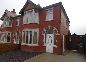Thumbnail 2 bed flat to rent in St Martins Road, Blackpool