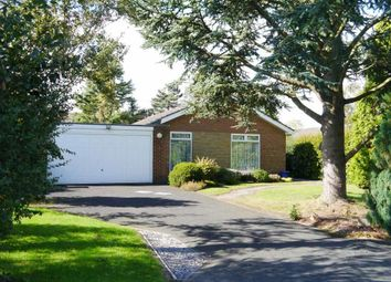 Thumbnail 3 bed detached bungalow for sale in Willow Place, Ponteland, Newcastle Upon Tyne