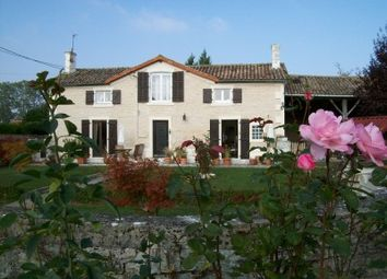 Thumbnail 4 bed property for sale in Brioux-Sur-Boutonne, Charente-Maritime, France