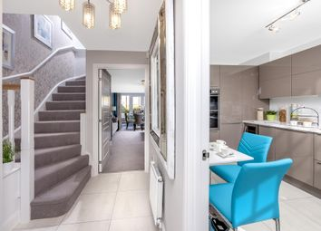 """Thumbnail 4 bedroom terraced house for sale in """"Hythie"""" at London Road, Hook"""