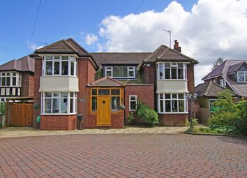 Thumbnail 4 bed detached house for sale in Rowney Green Lane, Alvechurch