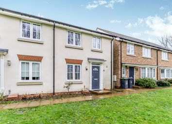 Thumbnail 3 bedroom end terrace house for sale in Cantium Place, Snodland
