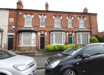 Thumbnail 4 bed terraced house to rent in Gordon Road, Harborne