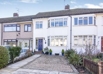 Thumbnail 3 bed terraced house for sale in Upminster, ., Essex