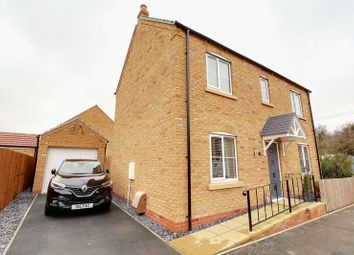 Thumbnail 3 bed detached house for sale in Axholme Drive, Epworth, Doncaster