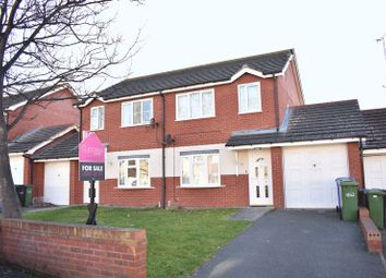 Thumbnail 3 bedroom semi-detached house for sale in St. Margarets Drive, Rhyl