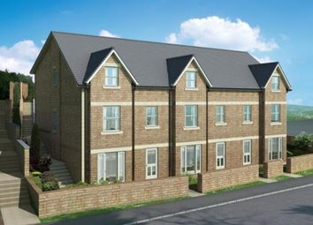 Thumbnail 4 bed town house for sale in Chiverton Mews, Chesterfield Road, Dronfield