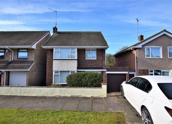 Thumbnail 3 bed detached house for sale in Wentworth Way, Northampton