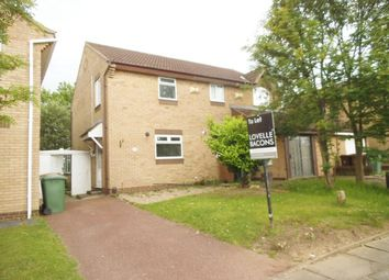 Thumbnail 2 bed semi-detached house to rent in Nelson Way, Grimsby