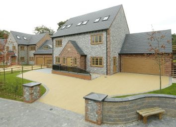 Thumbnail 5 bedroom detached house for sale in Plot 4, Woodland Grove, Woodhouse Eaves