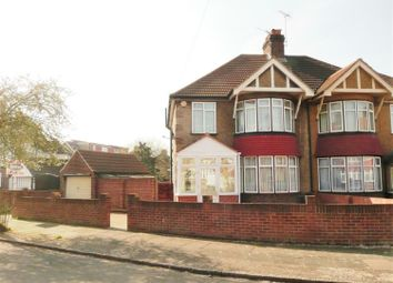 Thumbnail 4 bed semi-detached house to rent in Greencroft Road, Heston, Hounslow