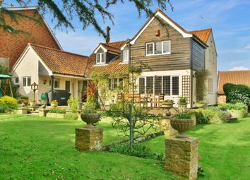 Thumbnail 5 bed detached house for sale in The Hill, St. James, Coltishall, Norwich