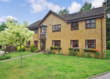 Thumbnail 2 bedroom flat for sale in Old Mill Close, Eynsford, Dartford, Kent