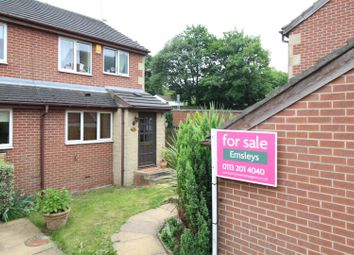 Thumbnail 2 bed semi-detached house for sale in Jumbles Court, Lofthouse, Wakefield