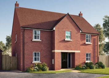 Thumbnail 5 bed detached house for sale in Southfield Lane, Tockwith, York