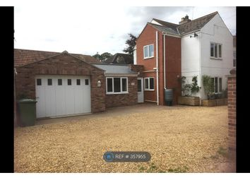 Thumbnail 3 bed semi-detached house to rent in Off High Street, March