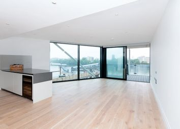 Thumbnail 3 bedroom flat for sale in Riverlight, Nine Elms, London
